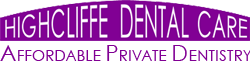 Dentist Highcliffe | Dental Practice Christchurch | Bournemouth